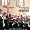 CD-Cover: Karfreitagskonzert 2003