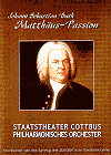 CD-Cover: Matthäus-Passion